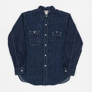 Joe McCoy 8HU Denim Shirt