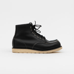 "Red Wing 8130 Heritage Work 6"" Moc Toe Boot"