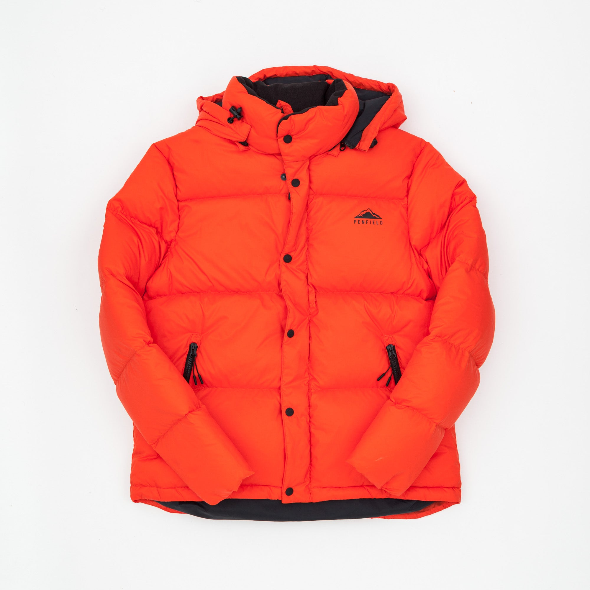 Equinox Hooded Puffer Jacket