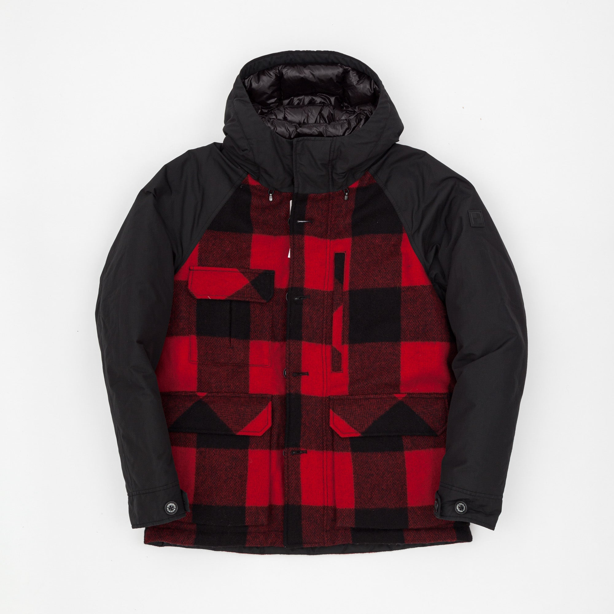 Buffalo Check Mountain Jacket