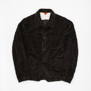 Cotton-Corduroy Overshirt