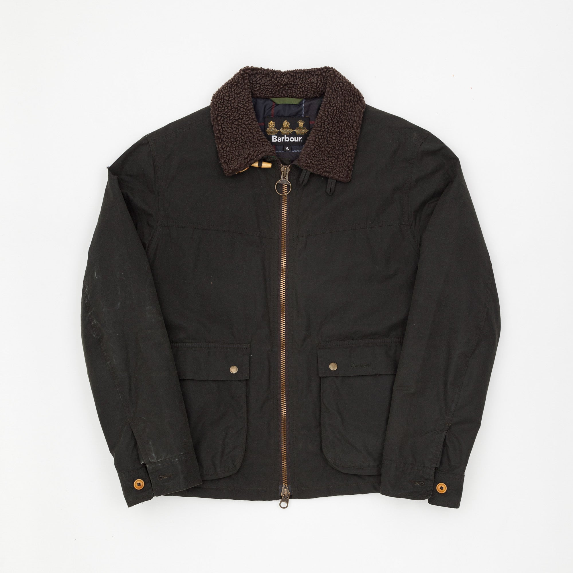 Insulated Beacon Waxed Jacket