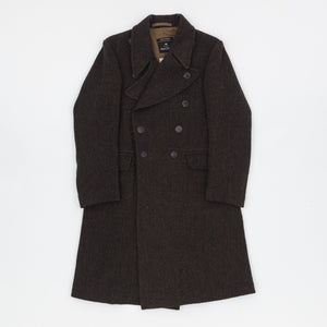 Nigel Cabourn Harris Tweed Great Coat