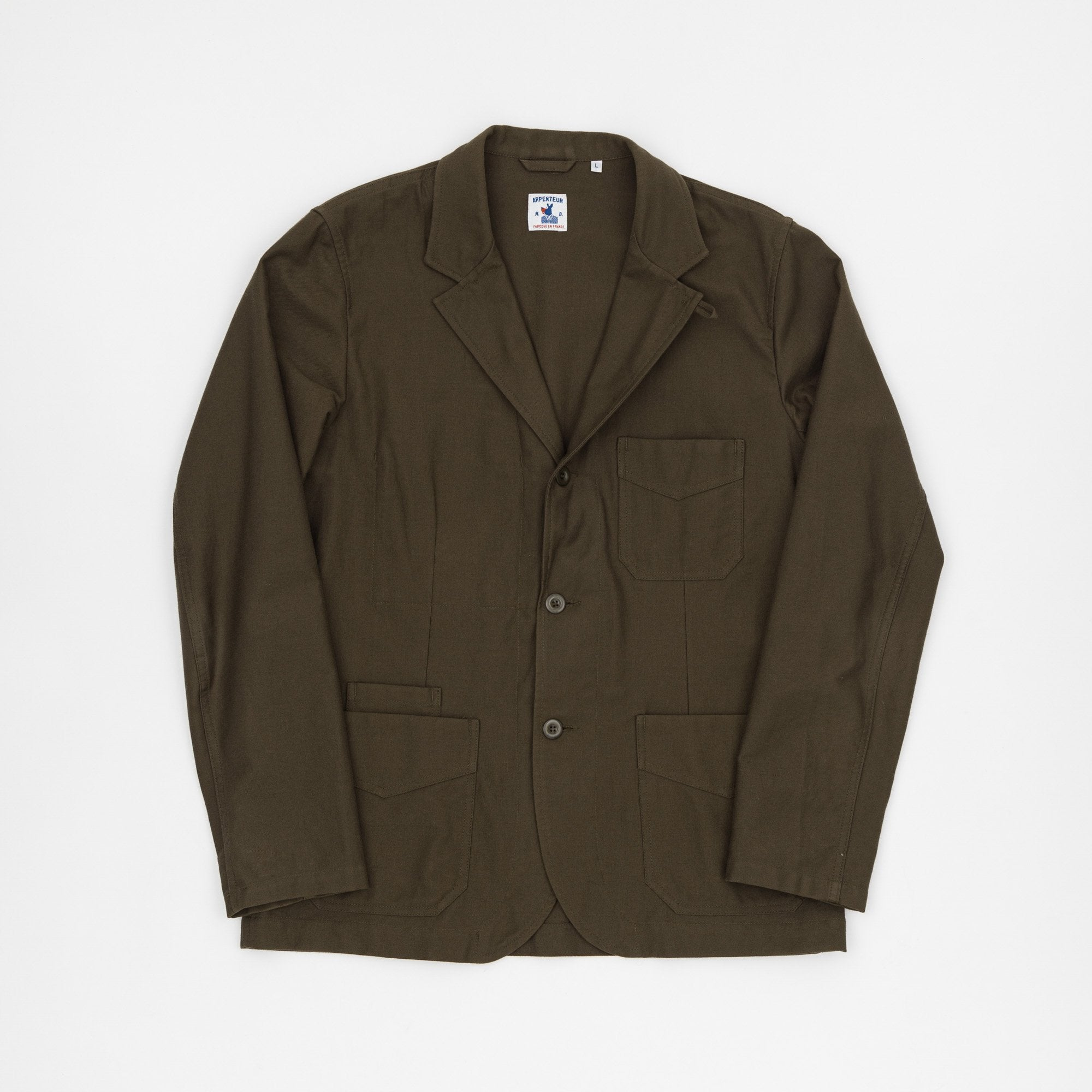 Arpenteur Cotton Jacket