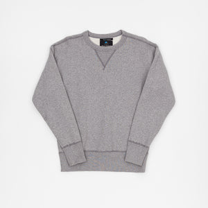 Heavy Loopback Cotton Sweatshirt