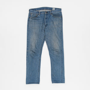 Orslow 107 Slim Fit 2 Year Wash Denim