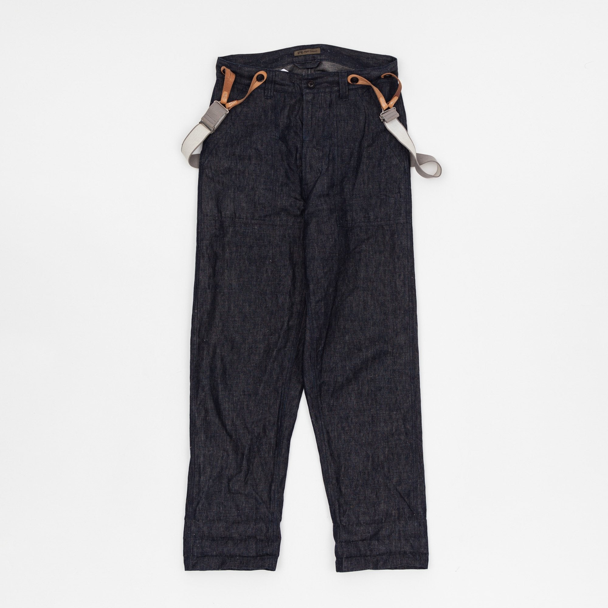 Nigel Cabourn Mainline Trousers with Braces