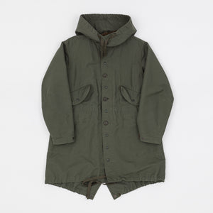 Engineered Garments Double Cloth Highland Parka