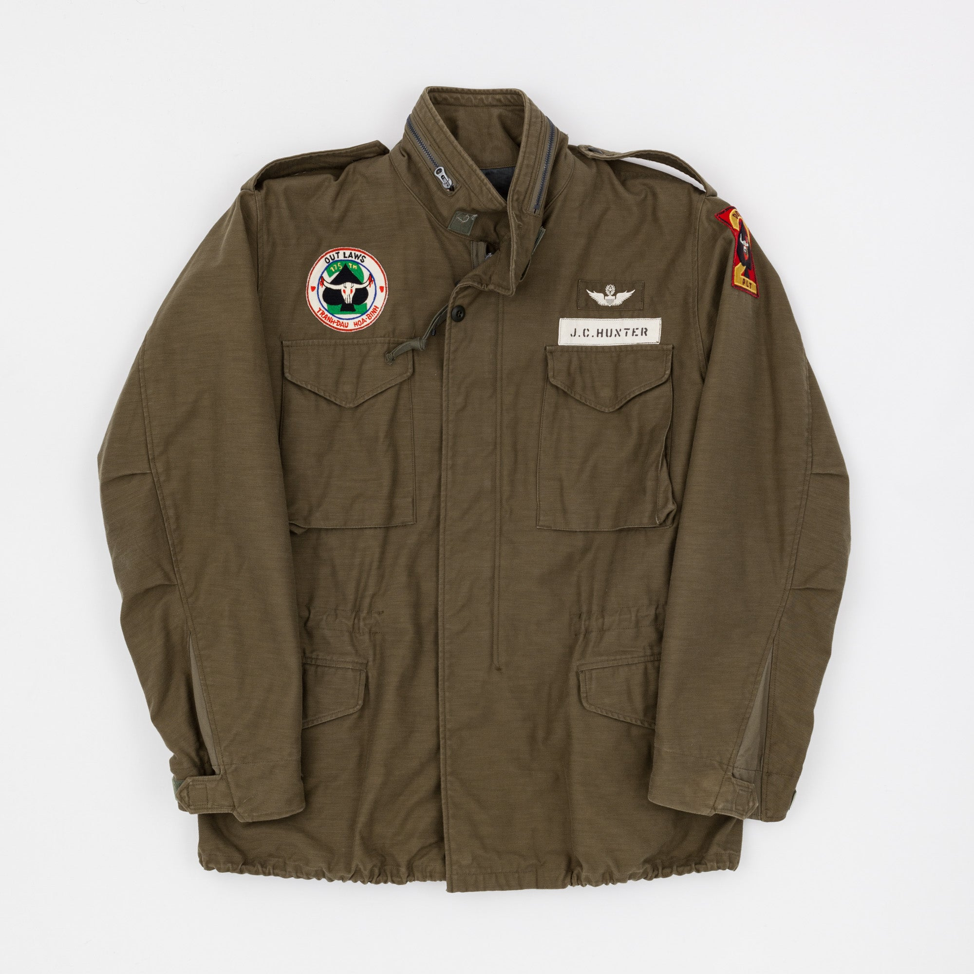 Buzz Rickson's Type M-65 Combat Jacket