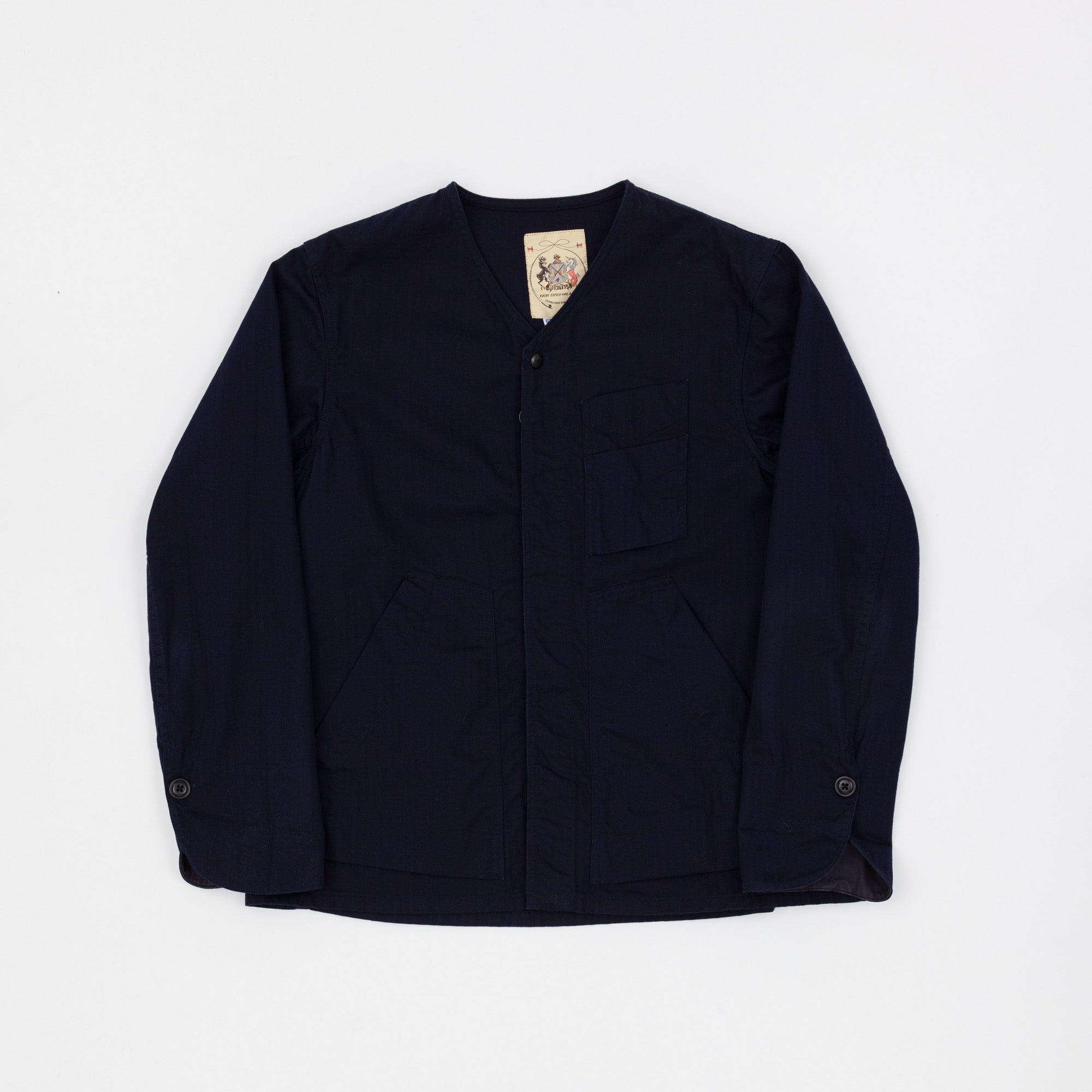 Monitaly Unlined HBT Jacket