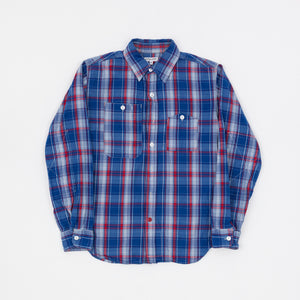 Engineered Garments Check Work Shirt