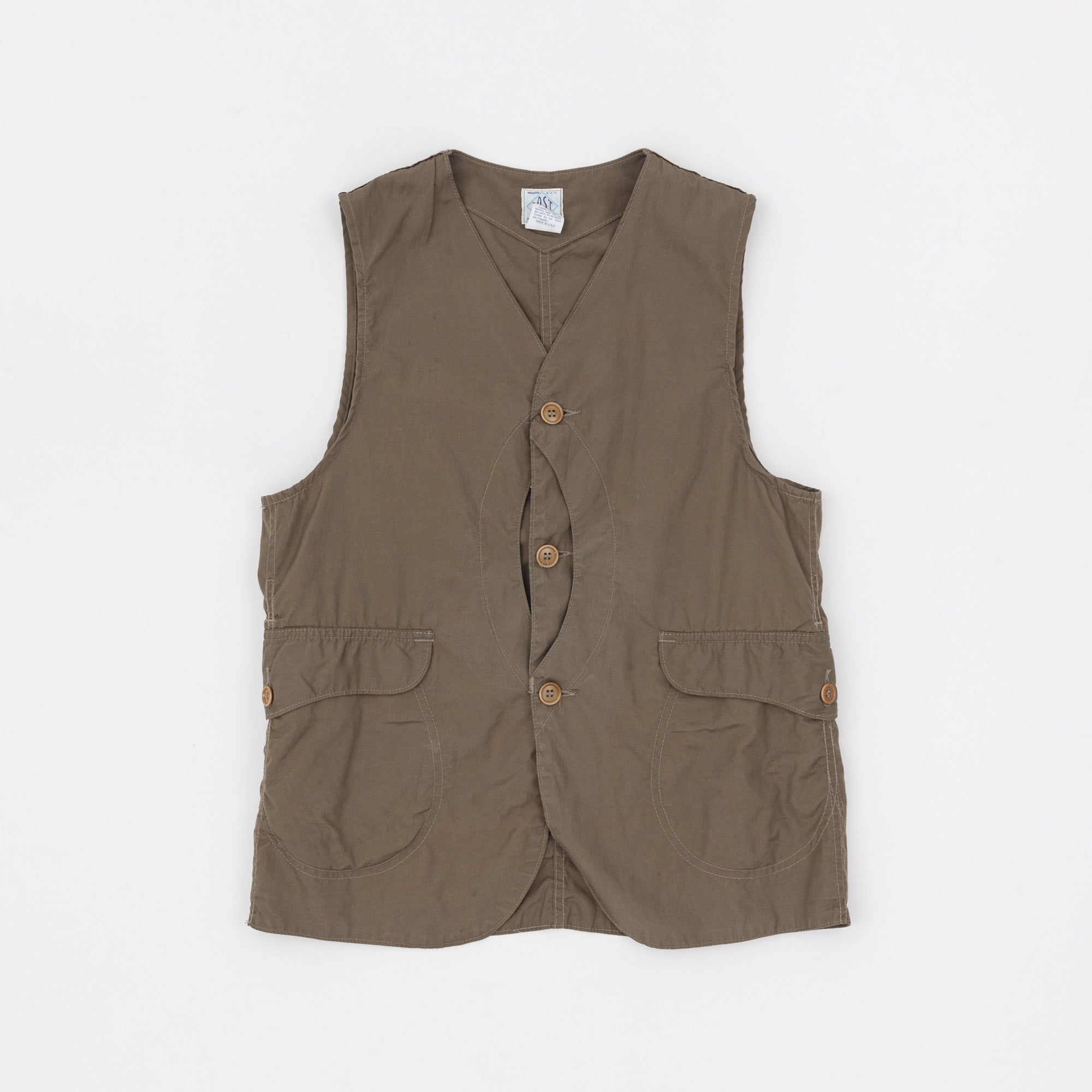 Post Overalls Royal Traveller Vest