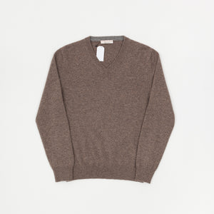 Luca Faloni V-Neck Cashmere Sweater