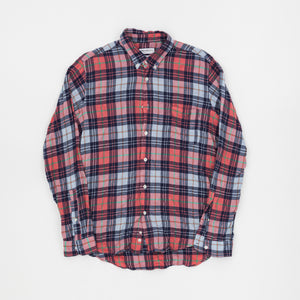 President's Cotton Check Shirt