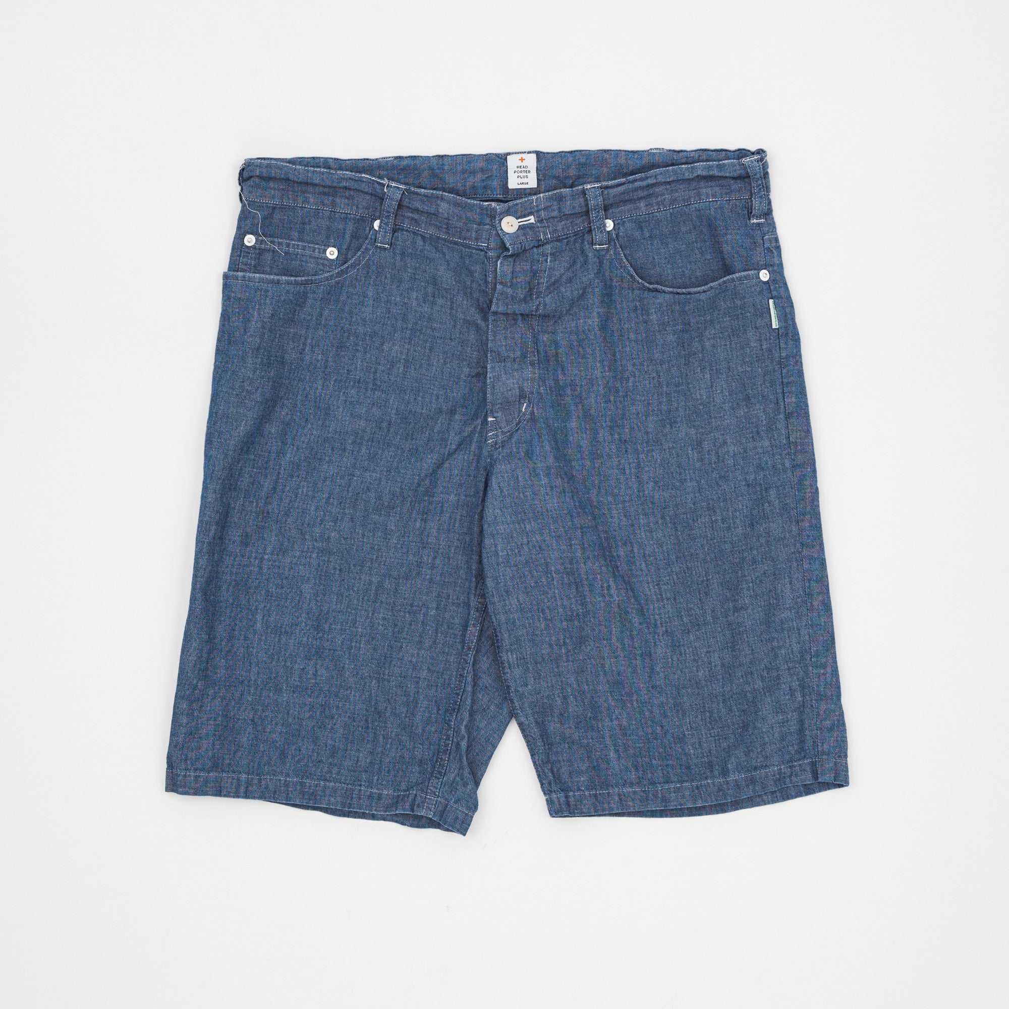 Head Porter Plus Chambray Shorts