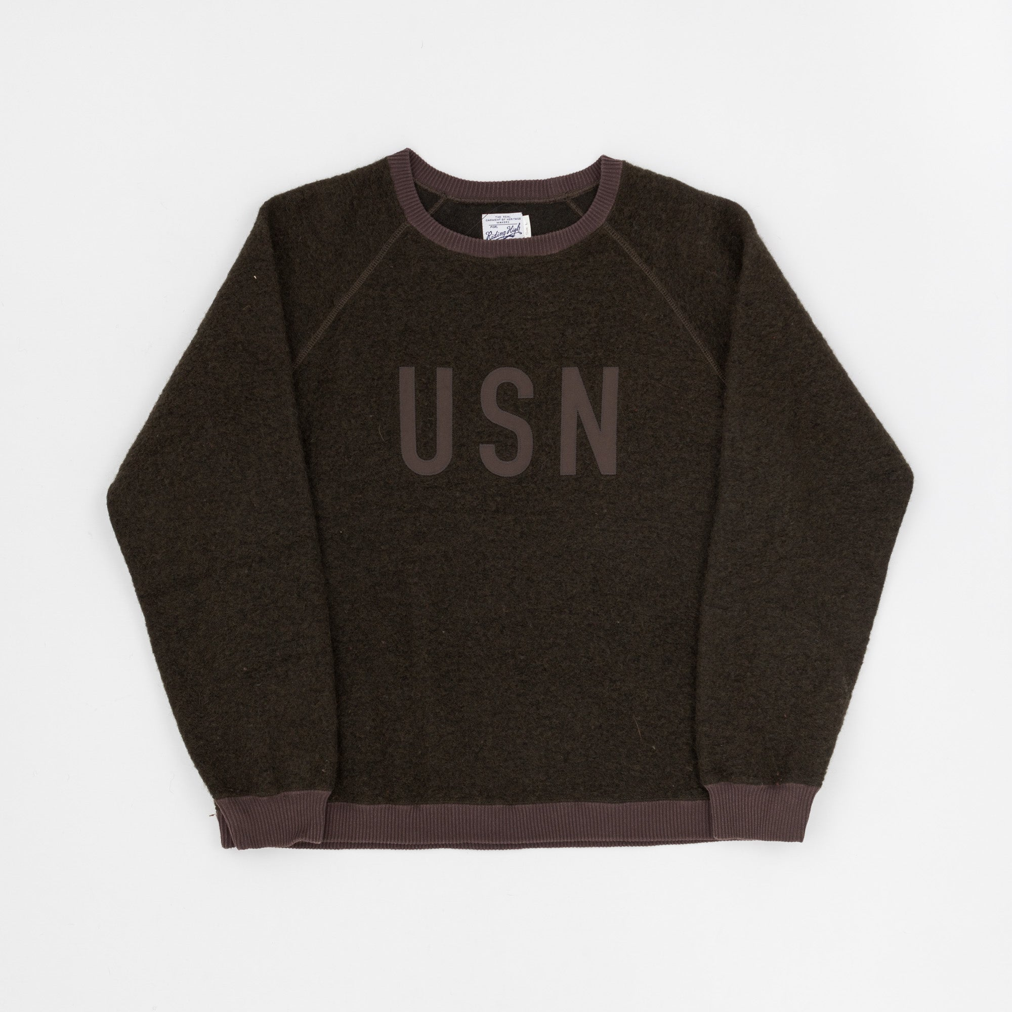 USN Wool Sweatshirt