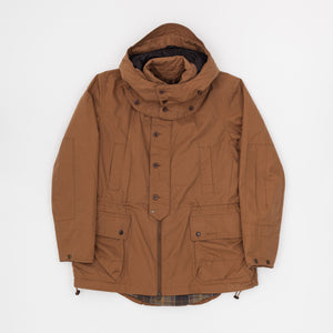 Monitaly Canvas Mountain Parka