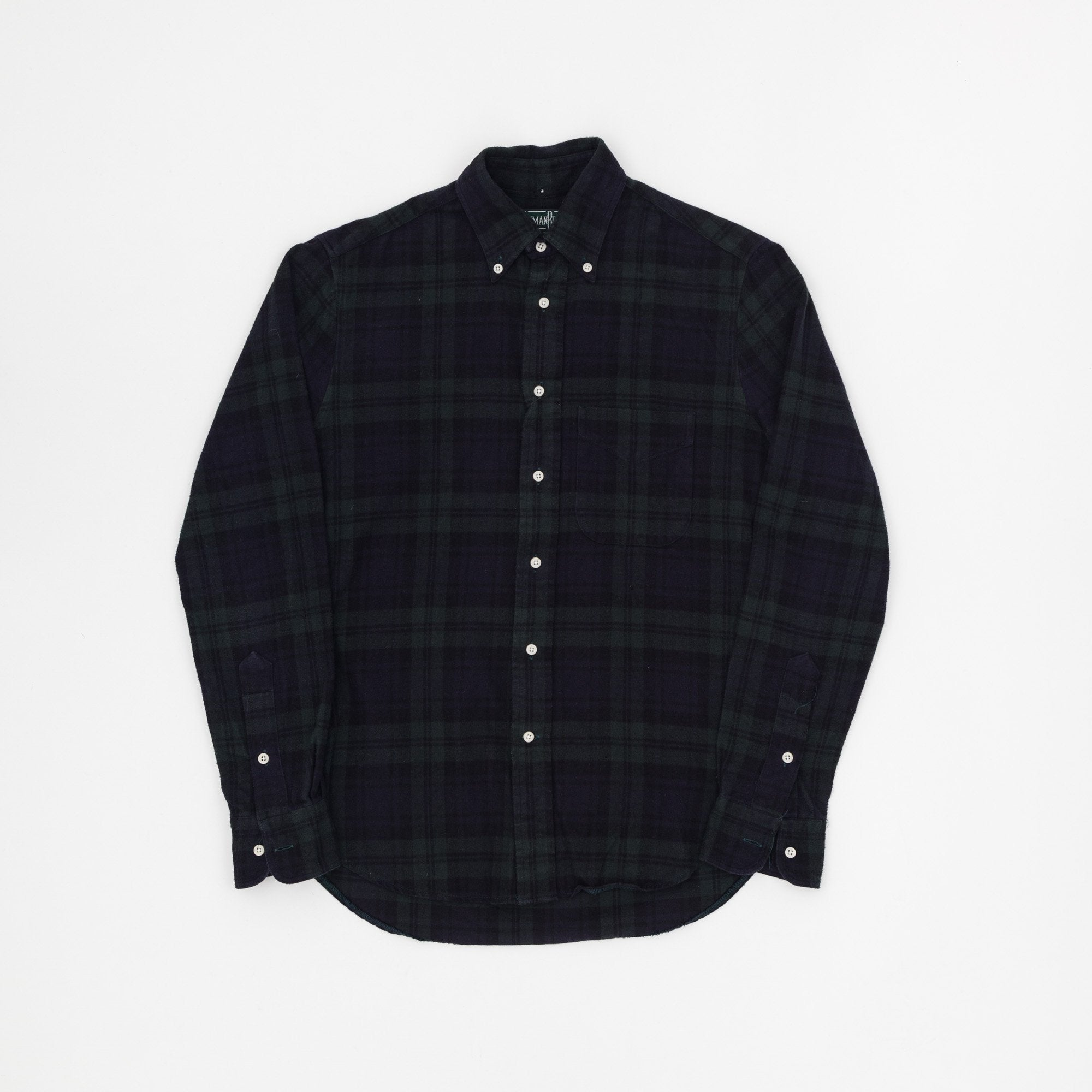 Gitman Vintage Check Flannel Shirt