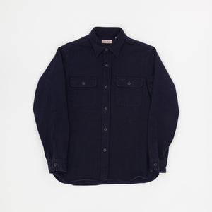Sugar Cane Wool CPO Shirt