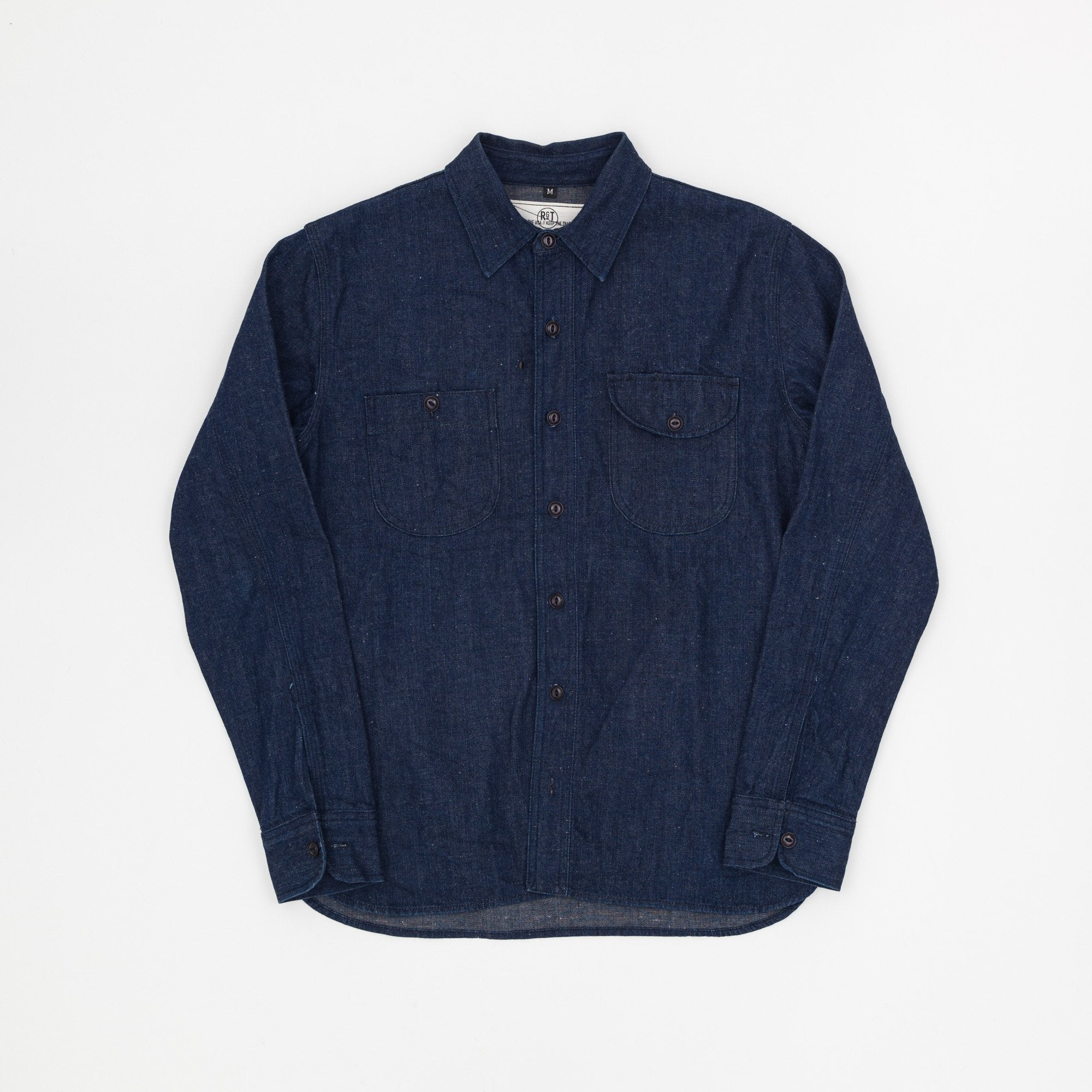 Rogue Territory Denim Shirt