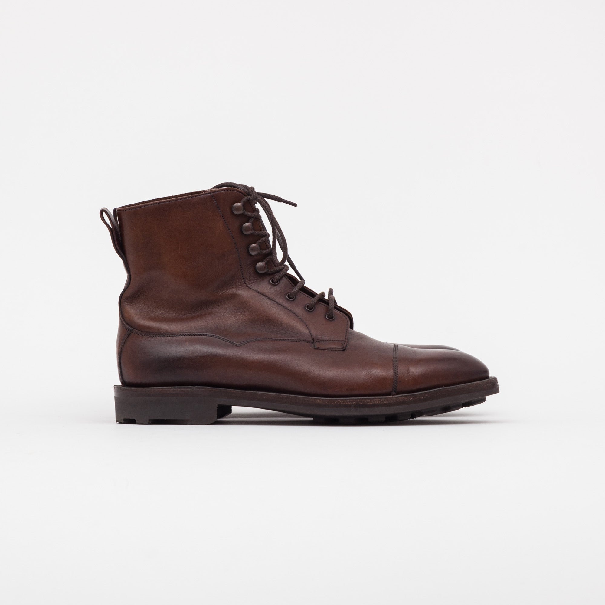 Edward Green Galway Boots (202 Last)