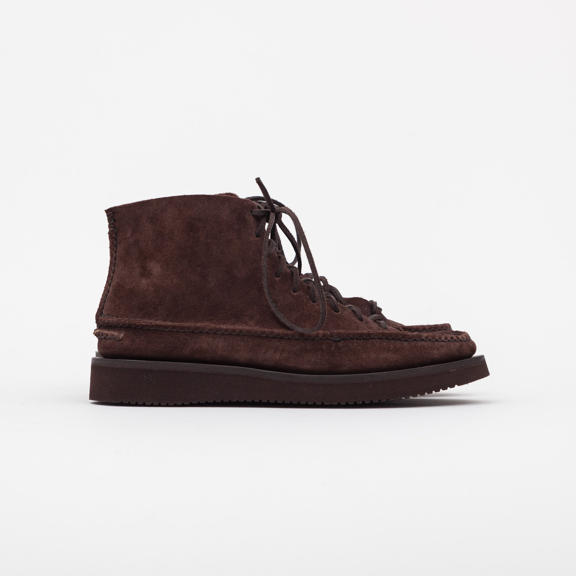 Yuketen Suede Maine Guide Boots