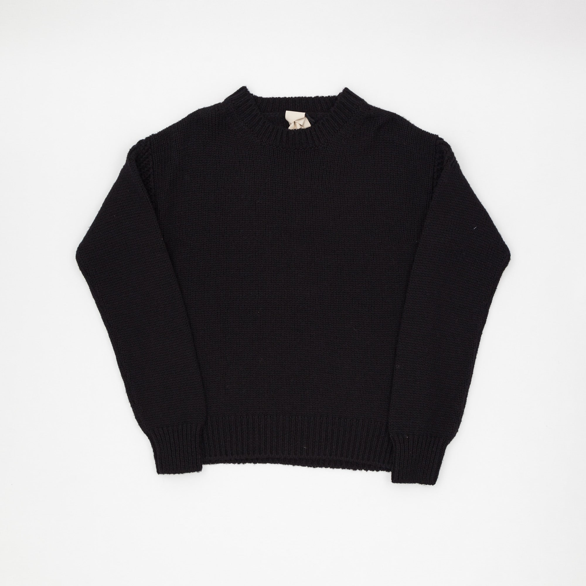 Ten C Knitted Crewneck Sweater