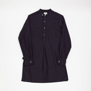 FWK Collarless Pullover Shirt