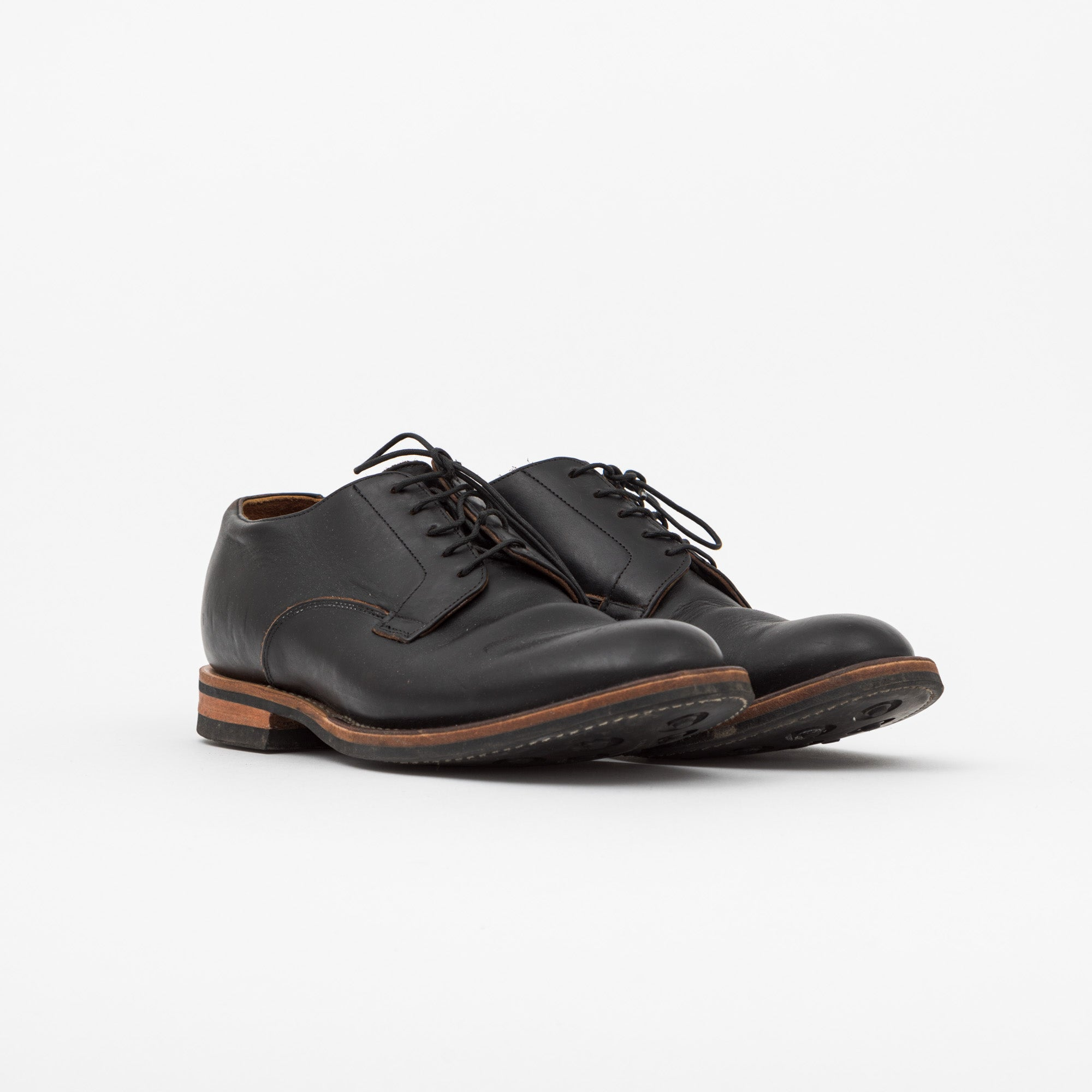 Viberg Boot Derby Shoes