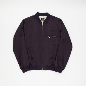 Silk Flight Jacket