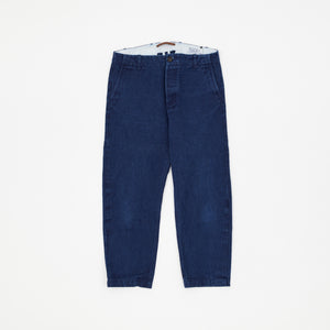 Women's Canvas 3/4 Trousers