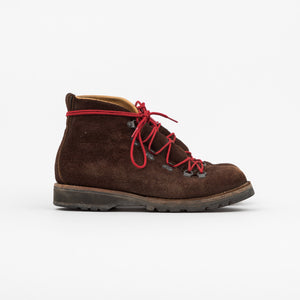 Viberg Boot Suede Hiking Boots