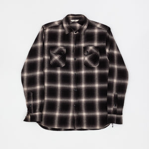 3Sixteen Ombre Flannel Shirt