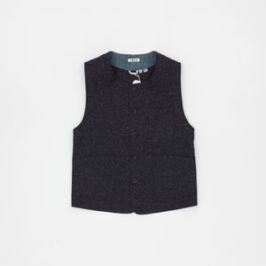 The Hill-Side Cotton Vest