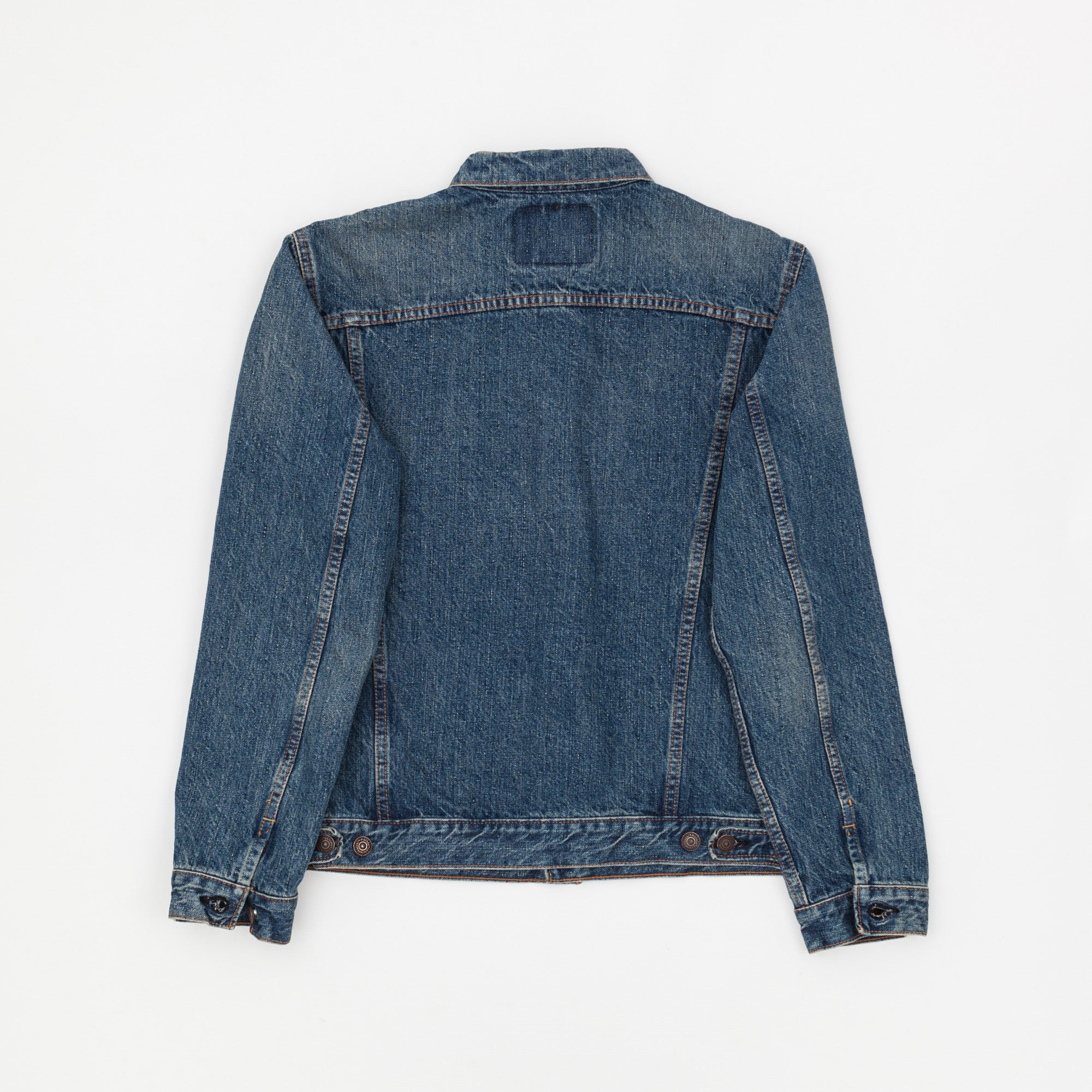 1960s Denim Trucker Jacket