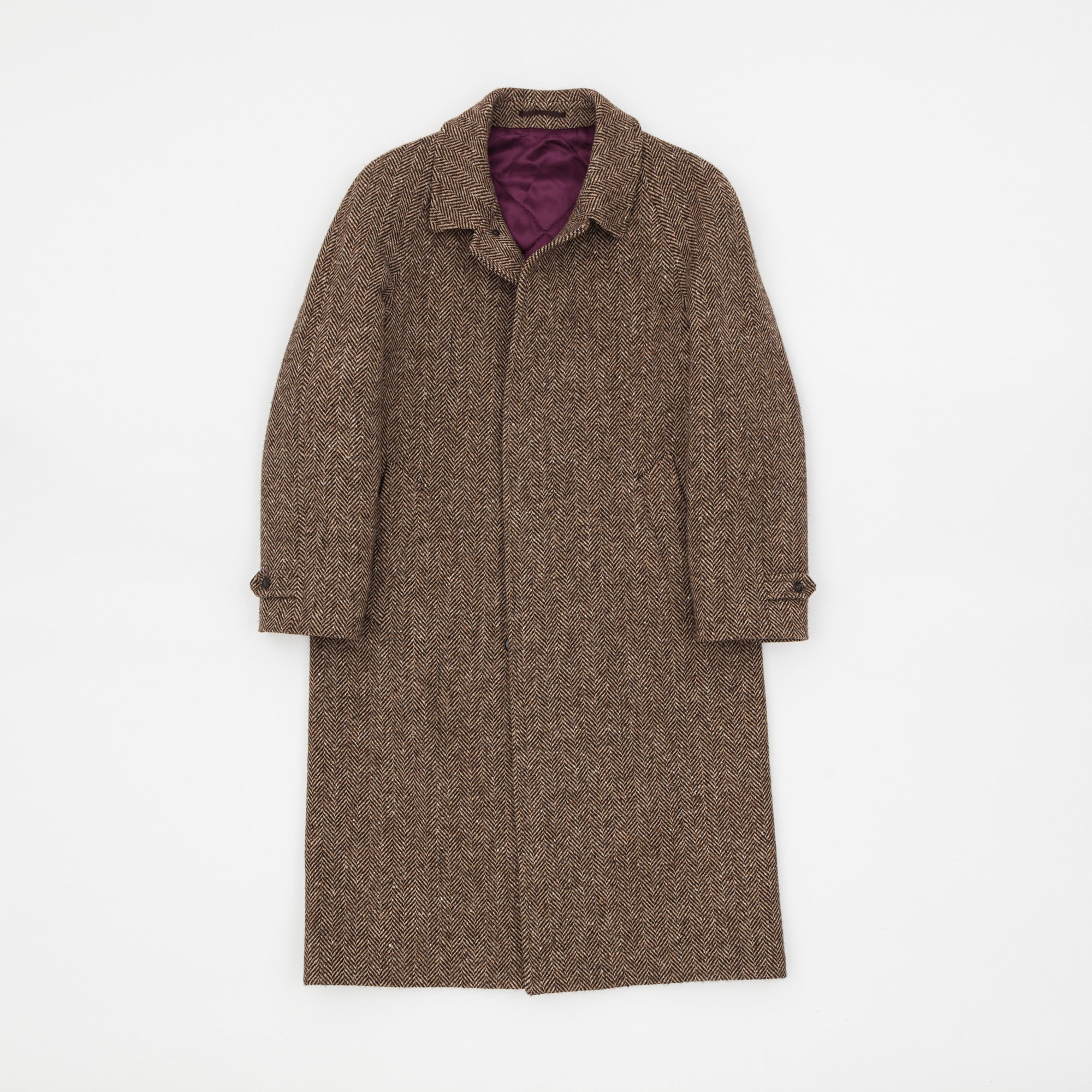 Magee Wool Overcoat