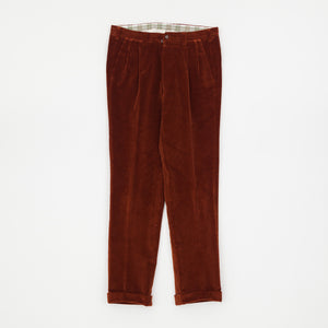 Salvatore Ambrosi Corduroy Trousers