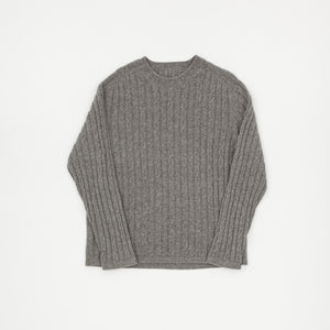 Bamford Cashmere Cable Knit Sweater