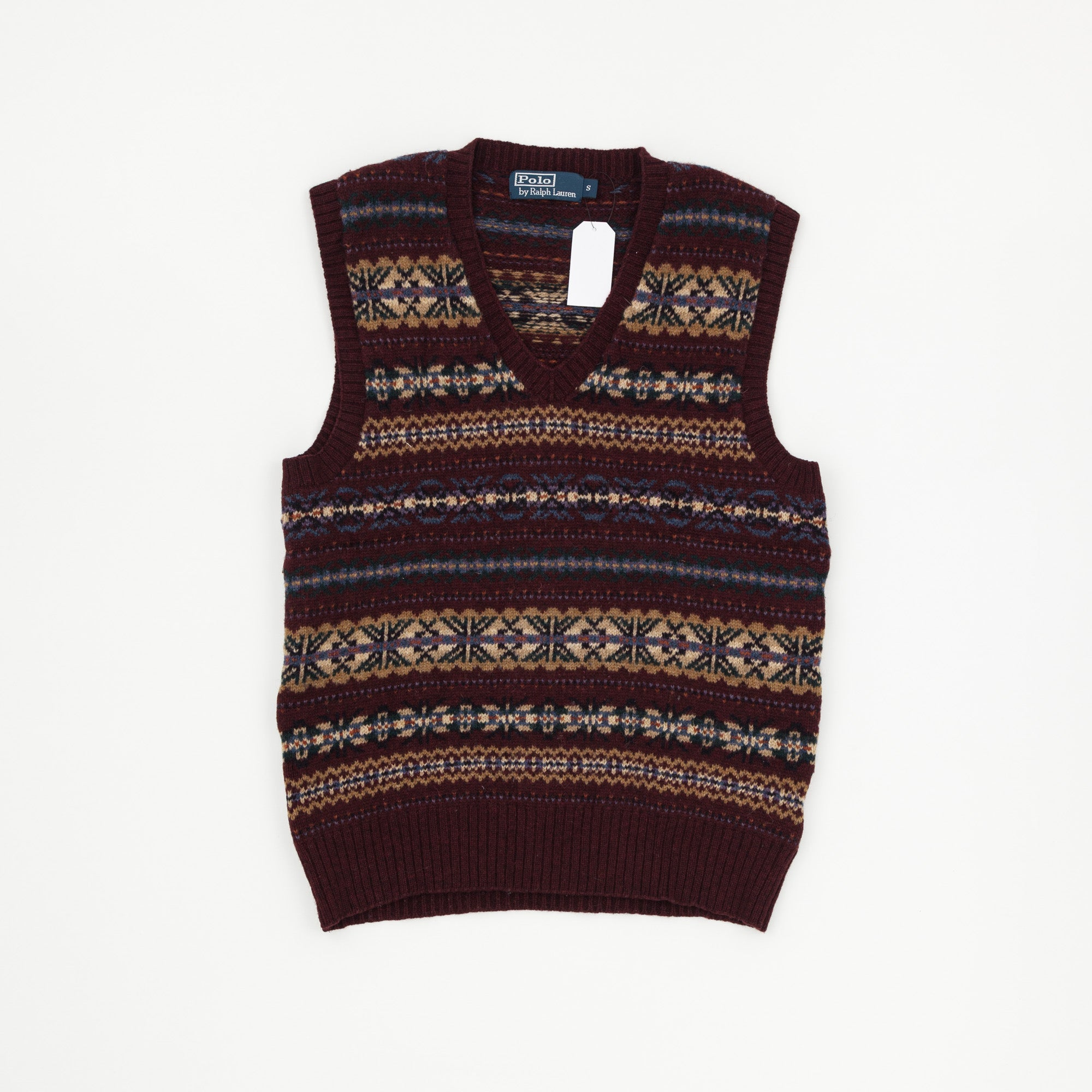 Ralph Lauren Polo Sleeveless Sweater