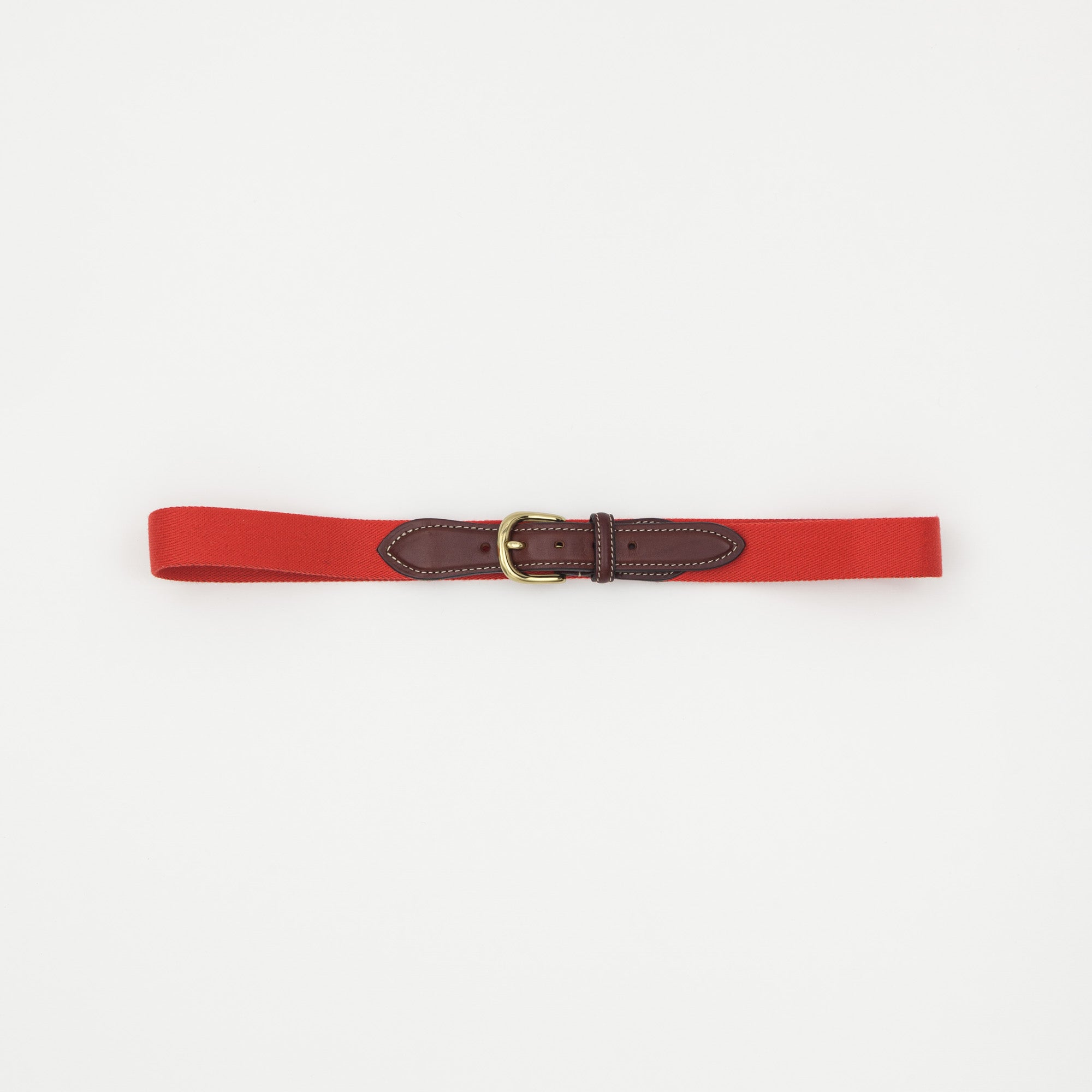Regent Belt Company Plain Fabric Napton Tip Belt