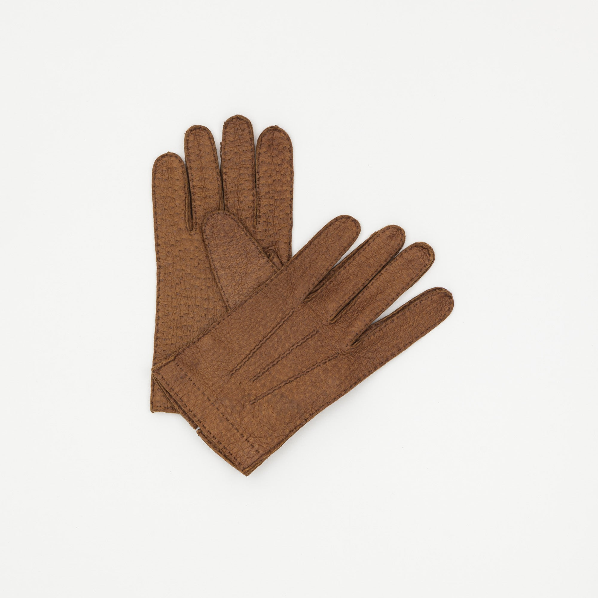 Drake's Leather Gloves