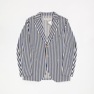 Haver Sack Striped Blazer