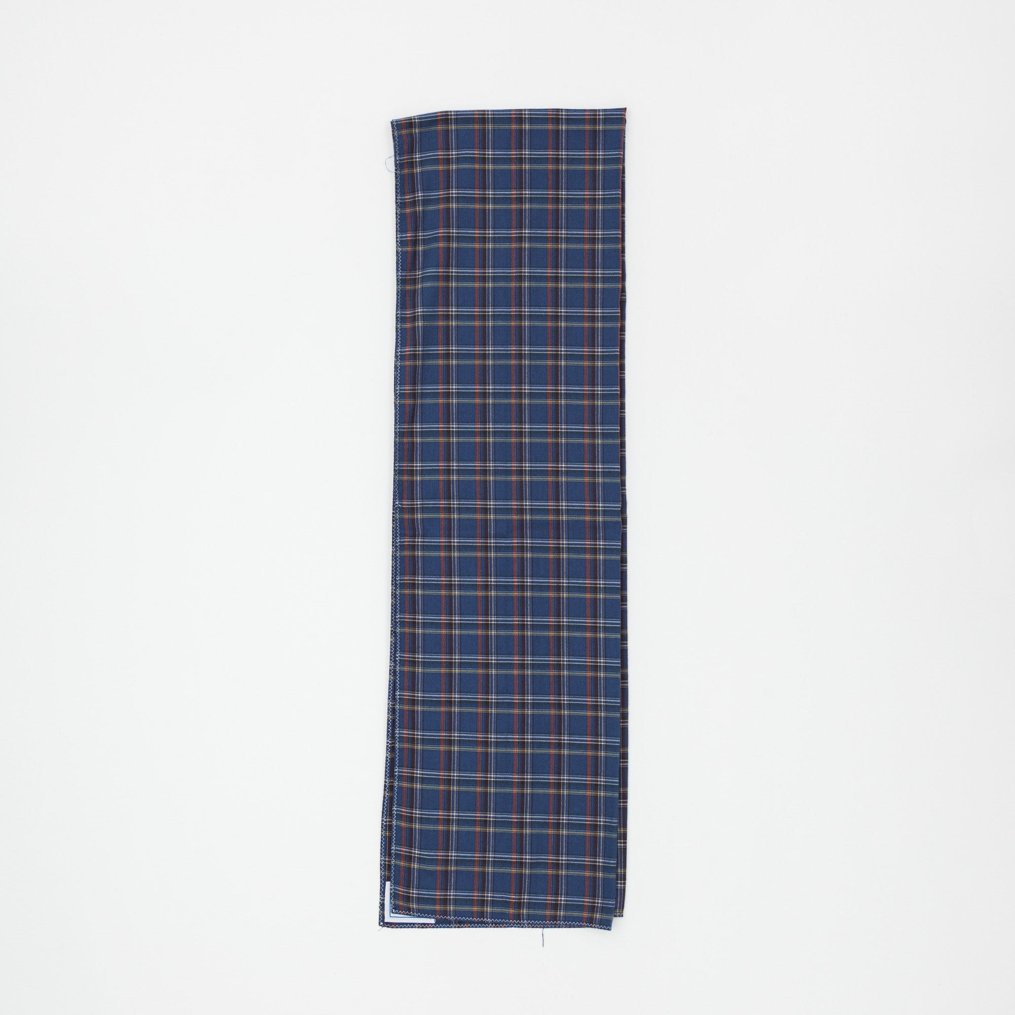 Pyjama Check Cotton Scarf