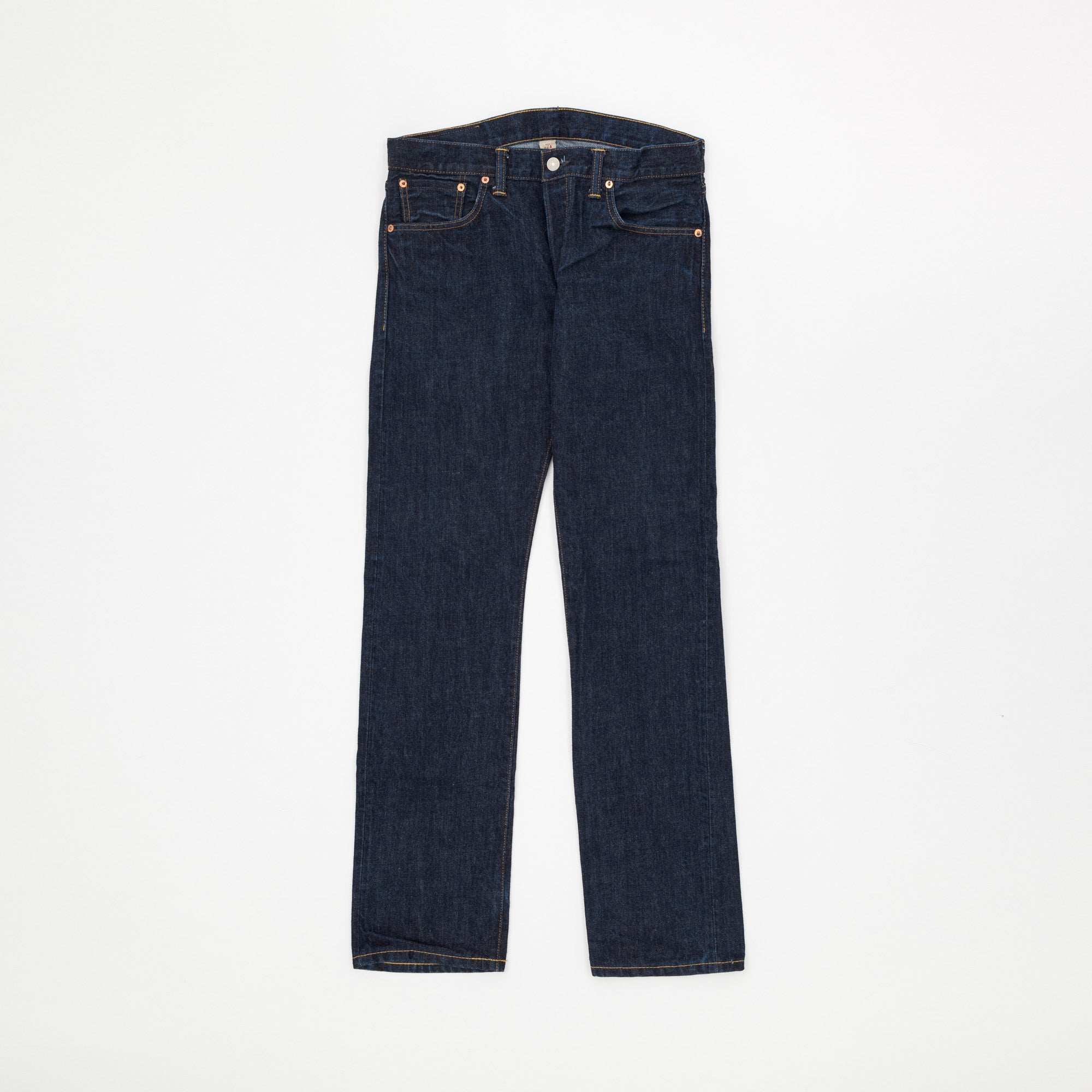 Selvedge Sim Fit Selvedge Denim Jeans