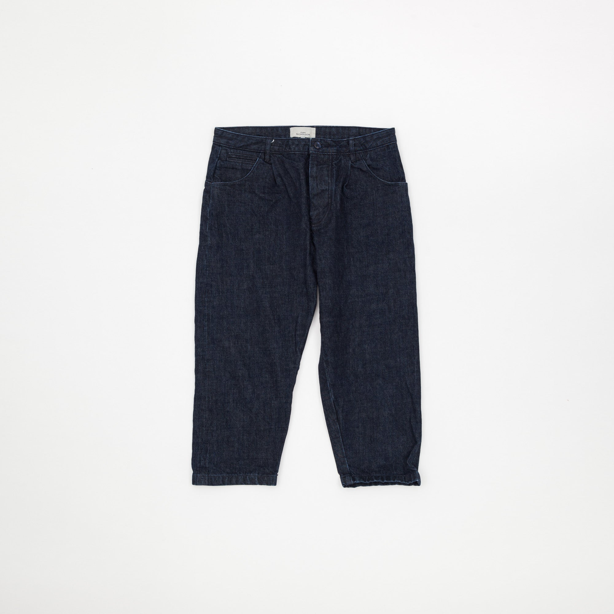 Women's 3/4 Denim Jeans