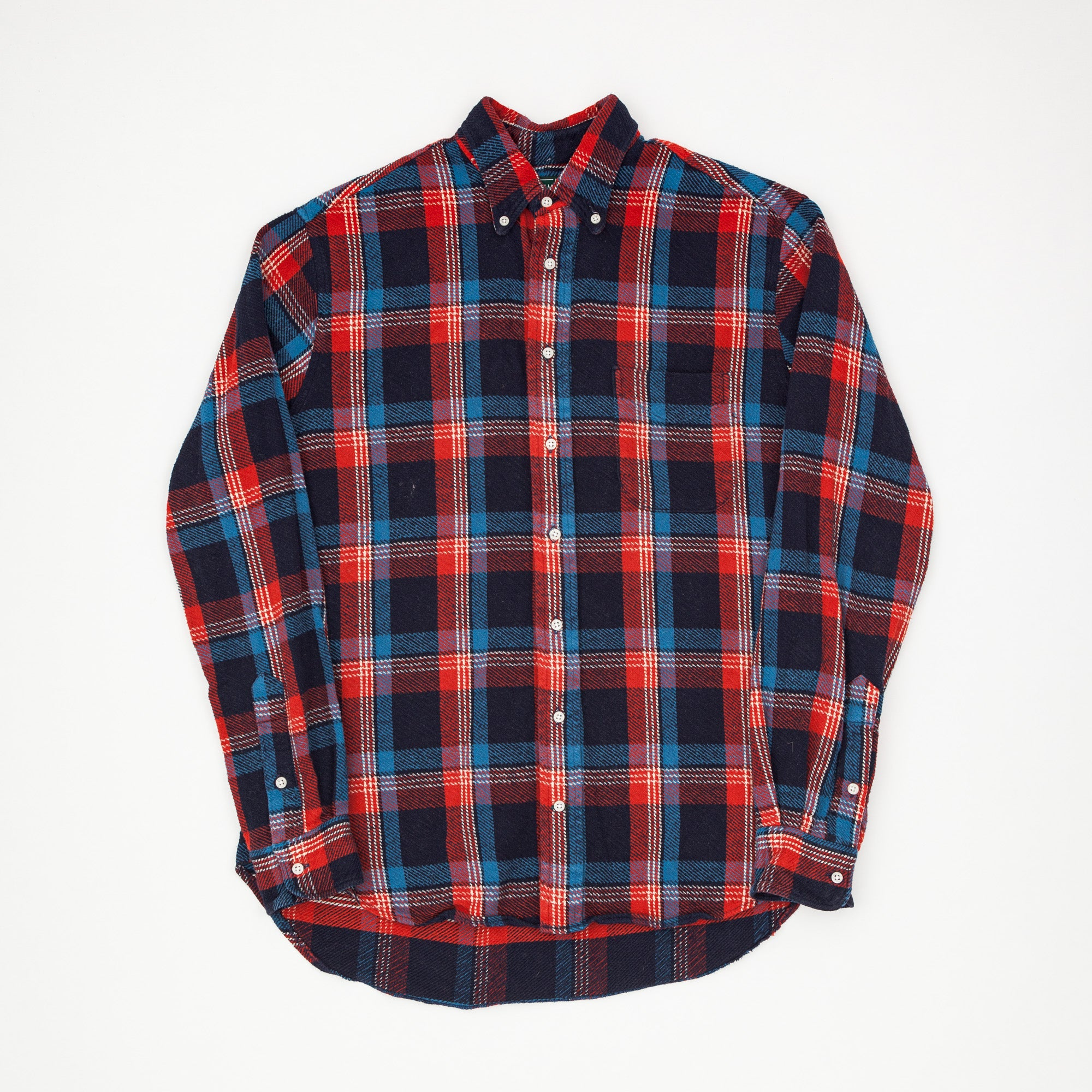 Heavy Flannel Shirt