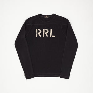 RRL Logo Athletic Sweatshirt