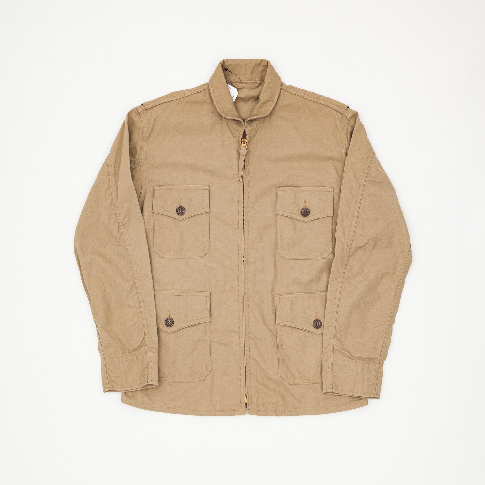 MIL-J-7758 Summer Flight Jacket