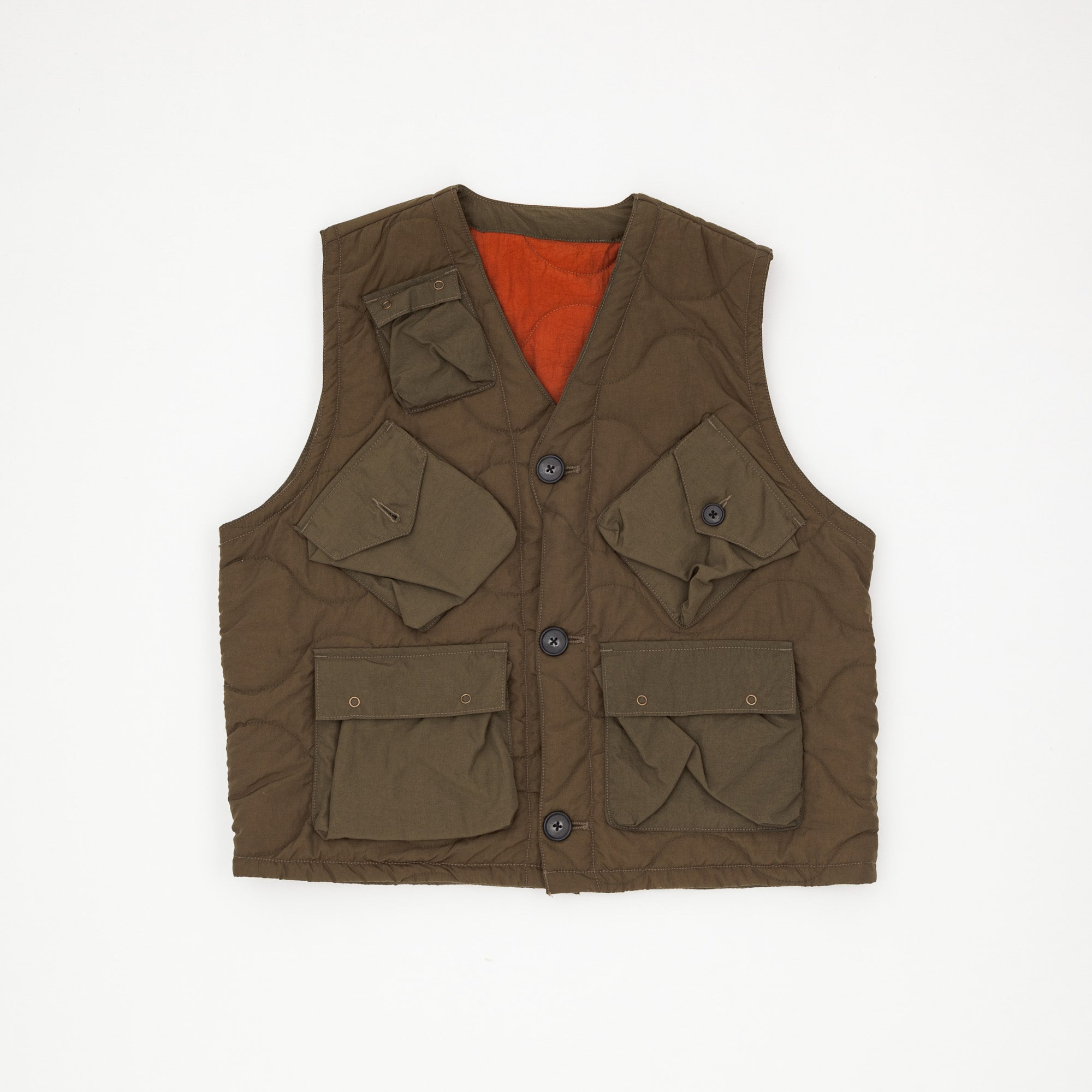 PC1 Padded Military Vest