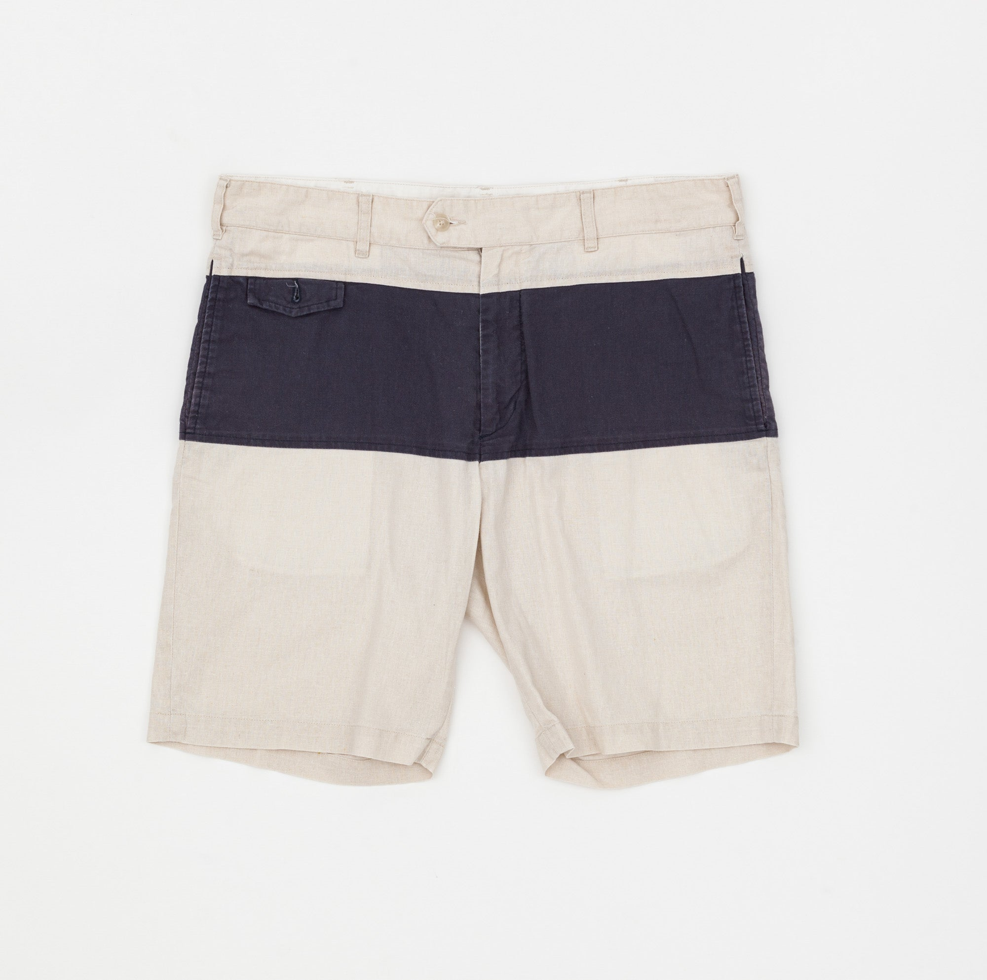 Woolrich Stripe Shorts